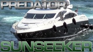 Sunseeker Predator  Docking