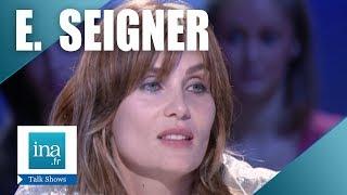 Interview Oui non Emmanuelle Seigner - Archive INA