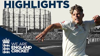 Curran \u0026 Archer Gain the Upper Hand | The Ashes Day 2 Highlights | Fifth Specsavers Ashes Test 2019