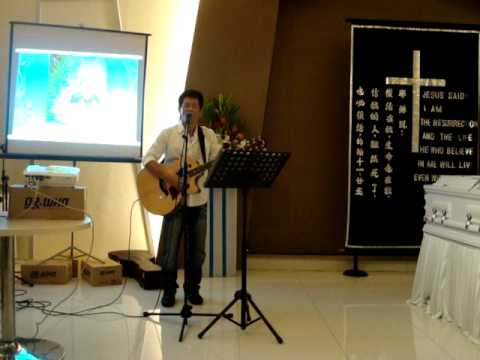 2 Hokkien Songs  Sang By Kelvin Soh At A Memorial Service video
