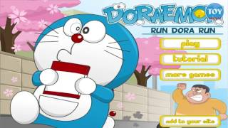 doraemon run funny gameplay