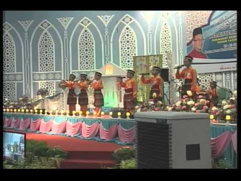 Festival Nasyid Sekolah - sekolah KPM Peringkat Kebangsaan 2014 - SK Kuala Lumpur (Official)
