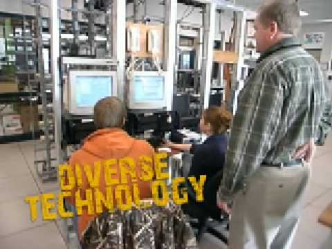 Telecommunications at Mitchell Technical Institute