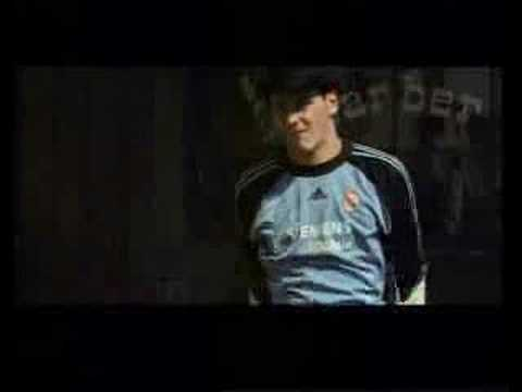David Beckham - Pepsi commercial clip