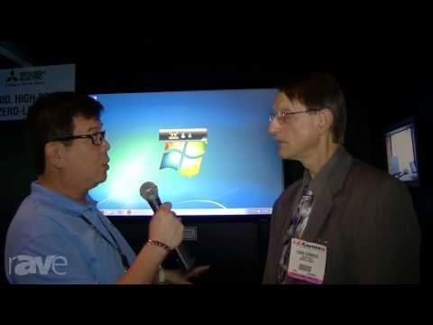 Mitsubishi Electric's James Chan Talks About its Release of Workstation Projectors