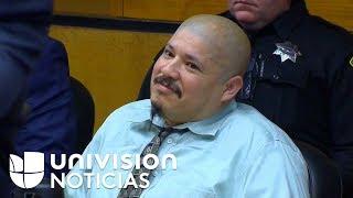 """""""Saldré pronto y mataré a más (policías)"""": Insólito caso en la Corte Superior de California"""