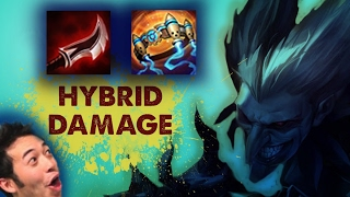 Bringing it Back - Hybrid Shaco vs Kled Full Game #95