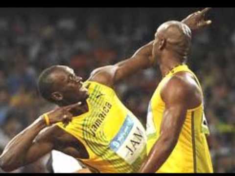 Jamaican Athletic Olympic Team 2012- Music by Morgan   Heritage
