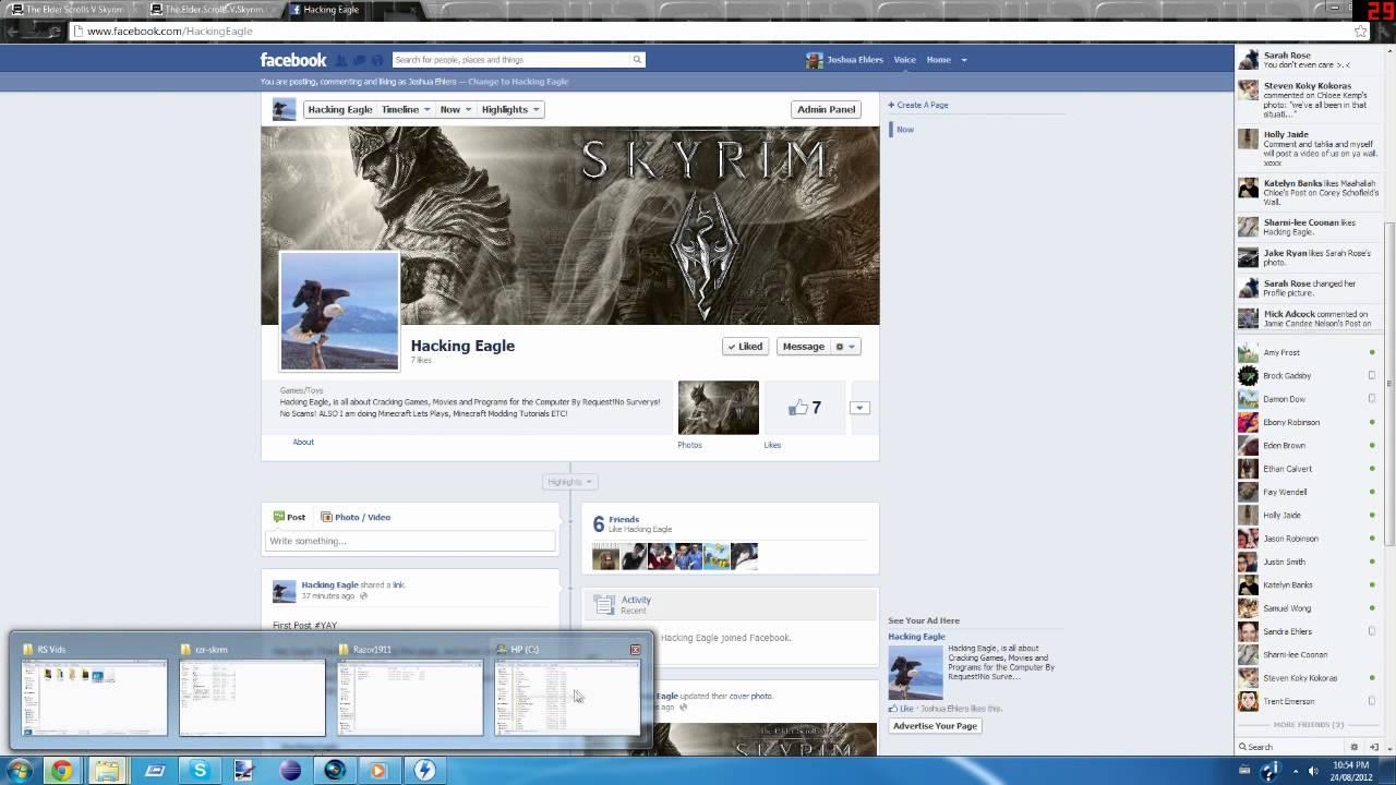 Посмотреть ролик - Видео: Game Crack #1: Skyrim + Dawnguard как установить кряк