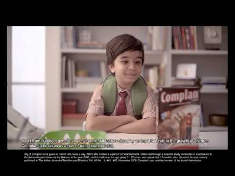 Complan - Bakul Pandey Tvc video