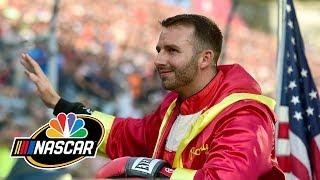 Matt DiBenedetto shows he's worthy of new race team next season    Motorsports on NBC