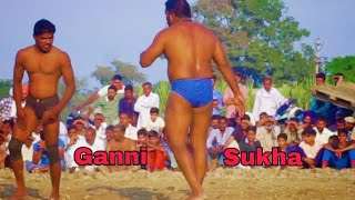 Mo Ganni Vs Sukha Pehlwan || Kushti Dangal Kalsaura Karnal || Accept Challenge Sukha || Kushti Video
