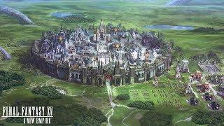 Final Fantasy XV: A New Empire – Build Your Empire