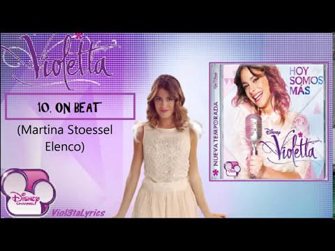 Violetta 2 CD 'Hoy Somos Mas'(Todas Las Canciones)