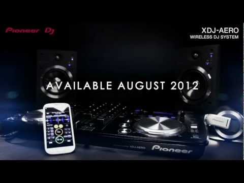 XDJ-AERO Wireless DJ System Official Promo