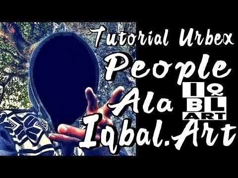 Tutorial Buat Urbex People (effect) dgn Snapseed