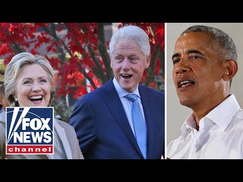 Suspicious packages addressed to Clinton, Obama intercepted