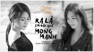 Hương Tràm - Ra Là Em Đâu Quá Mong Manh (Official MV 4K)