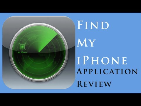 Find My iPhone app review HD