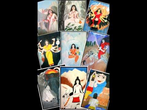 Nava Durga Paintings