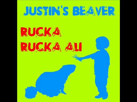 Rucka Rucka Ali - Justin's Beaver video