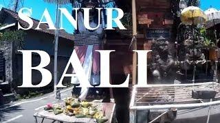 Sanur Bali Walk Around - Part 2