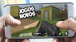 SAIUU!! JOGOS NOVOS INCRÍVEIS PARA ANDROID 2018
