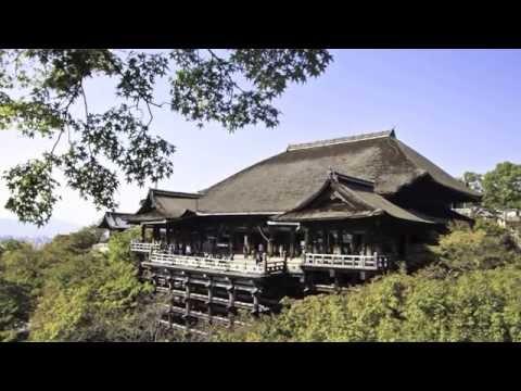 kyoto - Japan - UNESCO World Heritage