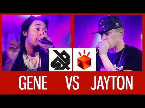 Gene (usa) Vs Jayton (rus) | Grand Beatbox Battle 2015 | Semi Final video