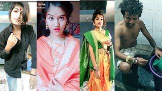 Marathi tiktok comedy video मराठी कॉमेडी cute girls tik tok video
