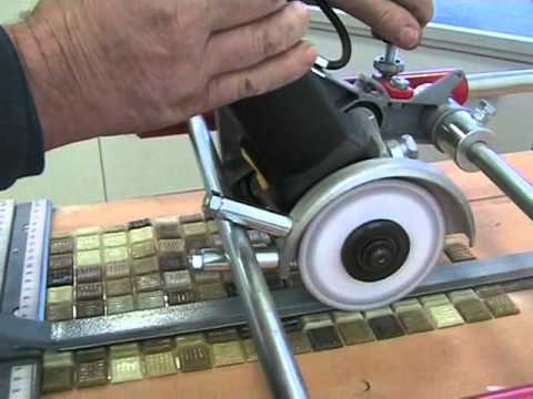 Electric Tile Saw For Mosaic And Tiles Youtube