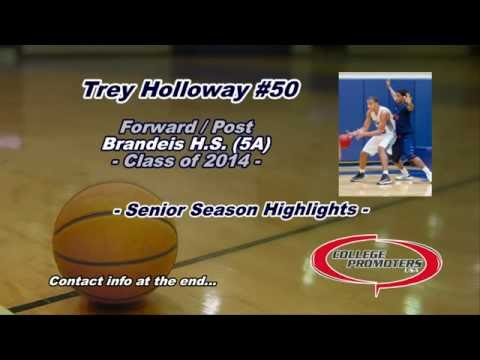 Trey Holloway Senior Season Highlights (Update)