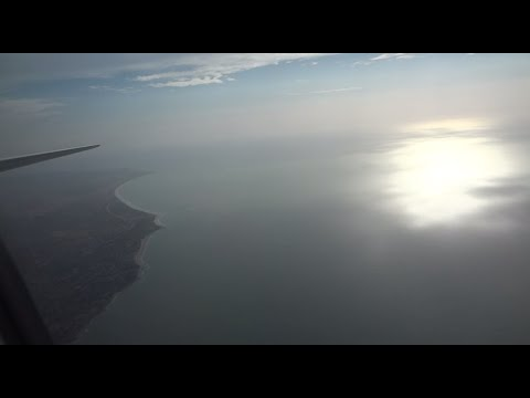 Transavia Take Off Banjul Yundum International Airport - The Gambia [HD]
