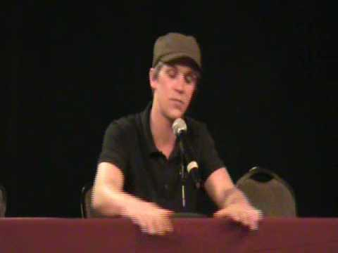 Jason Mewes Q & A session at Monster Mania Con