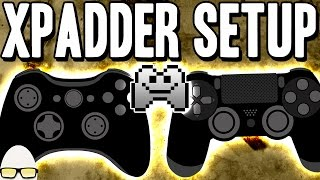 Xpadder Tutorial - Setup / How To Beginner's Guide - Controller Mapping