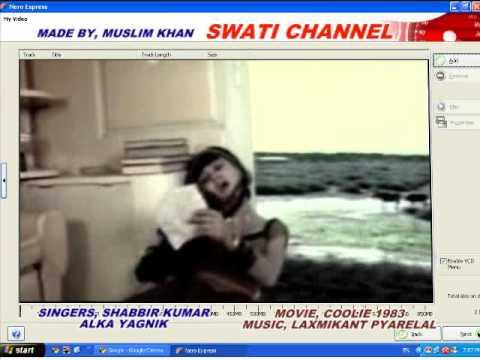 MUJHE PEENE KA SHAUK NAHI ( Shabbir Kumar & Alka Yagnik )
