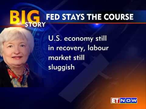 US Fed Leaves Rates Unchanged, Nifty & Sensex Gain The Most In 3 Months