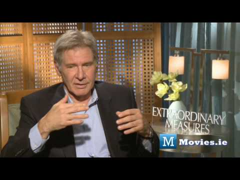HARRISON FORD - Star of Cowboys & Aliens, Indiana Jones 5, Extraordinary Measures, K-19 & Star Wars
