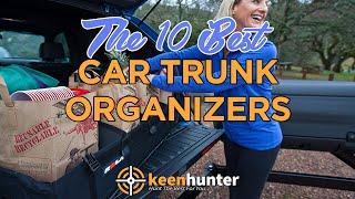 Car Trunk Organizer: Top 10 Best Trunk Organizers Video Reviews (2019 NEWEST)