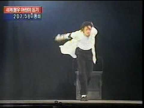 Michael Jackson - Medley - Live In Korea 1999 video