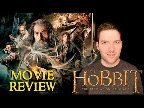 The Hobbit: The Desolation of Smaug - Movie Review by Chris Stuckmann