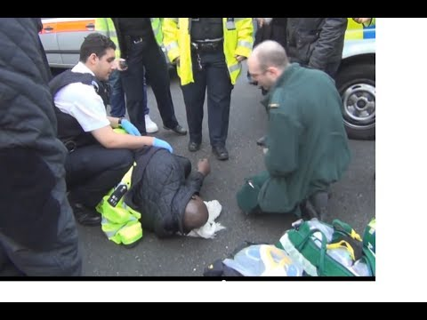 POLICE BRUTALITY: Unlawful Eviction In Essex
