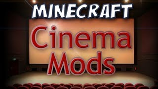 Minecraft - Cinema Mods - Bombs and Arrows!