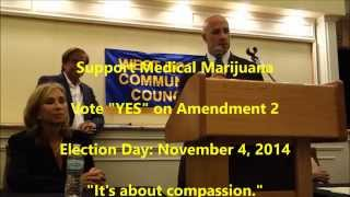 Senator Joe Abruzzo & Attorney Howard Weiss on Medical Marijuana