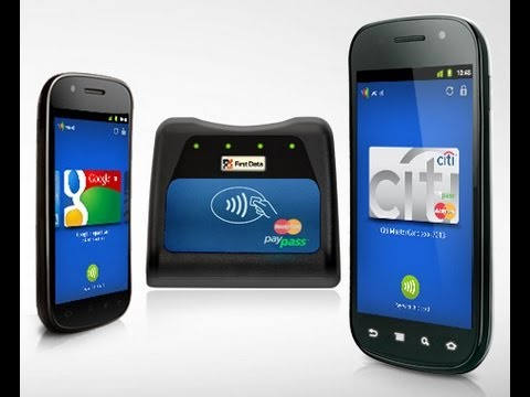 Google Wallet in Action