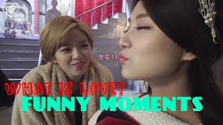 TWICE Funny Moments ●What is Love Edition● [ENG SUB]