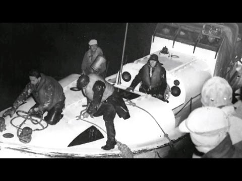 Unbelievable Coast Guard Rescue