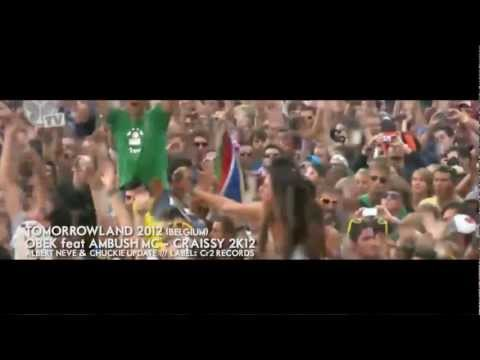 DAVID GUETTA playing DJ OBEK FT AMBUSH - CRAISSY 2K12 (ALBERT NEVE FT AMBUSH 2K12 UPDATE)