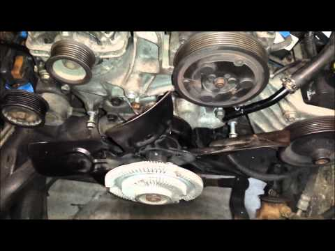 dodge magnum v8 intake plenum pan gasket replacement