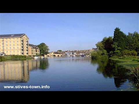 Great Ouse Bedford Bedfordshire